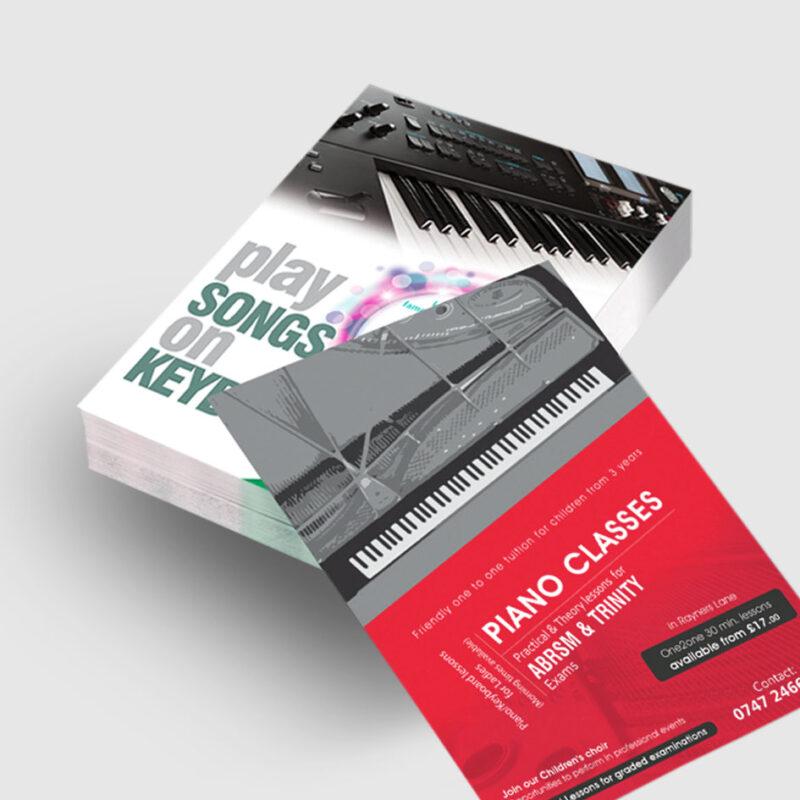 A5 Leaflet Printing in Harrow, UK - A5 Flyers | Ruhsprint, London