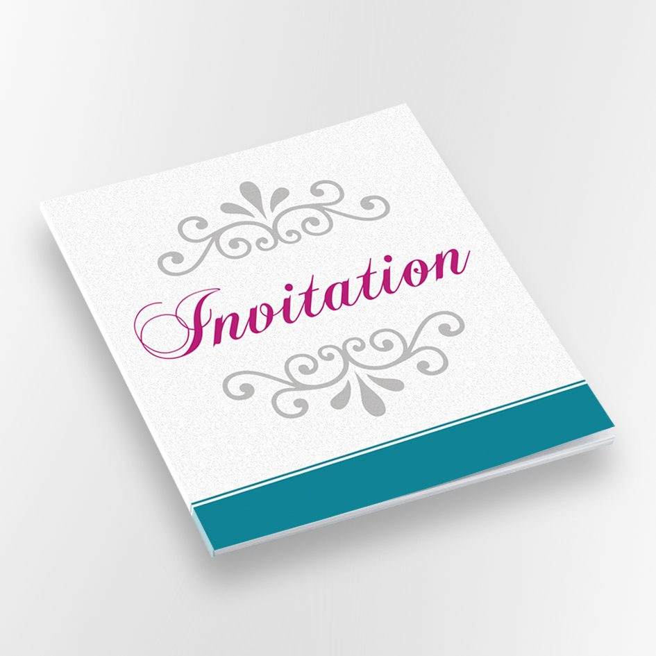 quality invitation card printing in harrow, london at Rushprint