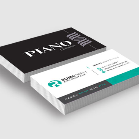 rushprint high quality business cards Free Delivery